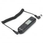 "AP-WTR1N 1.2"" LCD FSK 2.4GHz Wireless Timer Shutter Release Remote Control for Nikon - Black"