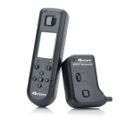 "AP-WTR3C 1.2"" LCD FSK 2.4GHz Wireless Timer Shutter Release Remote Control for Canon - Black"