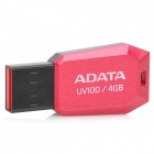 ADATA DashDrive UV100 USB 2.0 Flash Drive - красный (4 Гб)