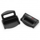 Safety Seat Belt Buckles for Car - Black (2 PCS)