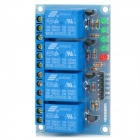 4 Channel 5V Low Level Trigger Relay Module for Arduino