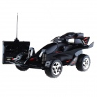 1:18 R/C Remote Control Racing Car Model - Black