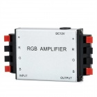 Signal Amplifier for RGB LED Strip Lights - Silver (DC12V / 12A)