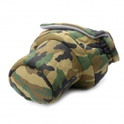 Fashion Pig Head Style Protective Bag for Nikon D7000 / D90 / D800 + More  - Camouflage Color