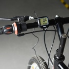 "1.5"" LCD Electronic Bicycle Computer / Speedometer - Black (1 x CR2032)"