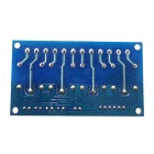 4 Channel 12V Low Level Trigger Relay Module for Arduino (Works with Official Arduino Boards)
