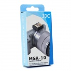 JJC MSA-10 Hot Shoe Adapter for Sony NEX 3C / 3F / 5C Cameras - Black