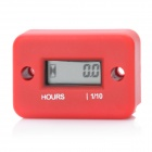 "2.0"" Display Water Resistant Generator Timer for Motorcycle / Motor Boat / ATV / Mower (1 x CR2430)"