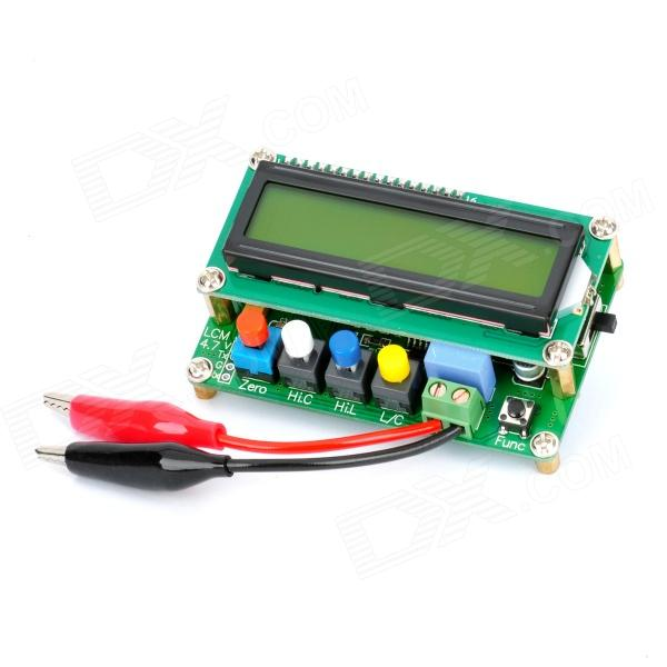 2.5'' LCD Digital Inductance Capacitance L/C Meter w/ USB Cable