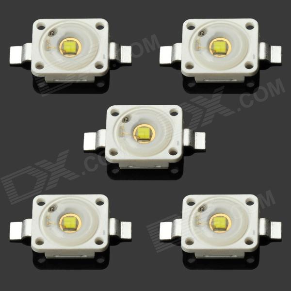 OSRAM DIY 1W 110LM 6500K White Light LED (5 PCS)