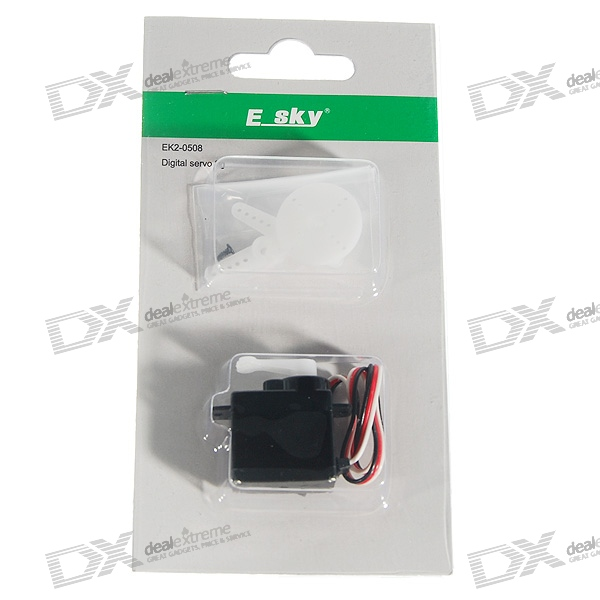 E_Sky EK2-0508 8G Digital Servo for R/C Helicopters