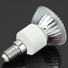 E14 4.95W 486LM 6500K Cold White 81-LED Spot Light Bulb (AC 85~265V)