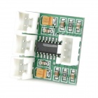 Mini Digital 3W+3W Amplifier Module Board - Green