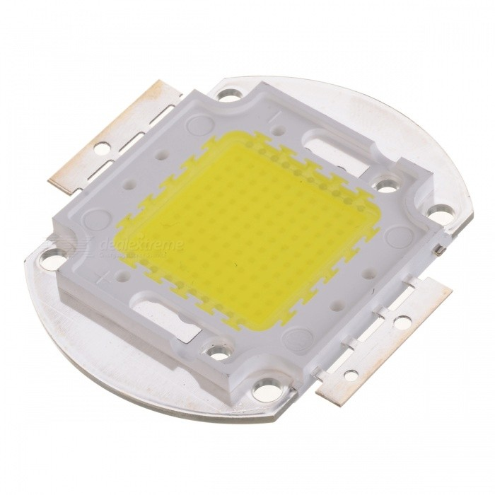 DIY 100W 9000LM 6500K White Light 10 x 10 LED Module (30~36V) aluminum project box splitted enclosure 25x25x80mm diy for pcb electronics enclosure new wholesale
