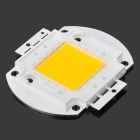 DIY 100W 9000LM 3200K Warm White Light 10 x 10 LED Module (30~36V)