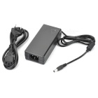 12V 5A AC Power Adapter - Black (EU Plug / 100~240V)