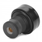 2.1mm 160-Degree Wide Angle Lens for Security Cameras&Webcams -Black