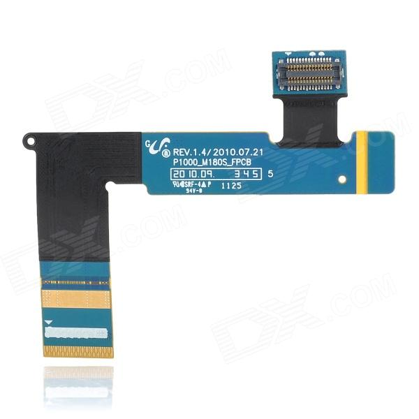 Replacement LCD Screen Flex Cable for Samsung Galaxy Tab P1000 - Blue + Black