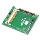 "CF Card to 2.5"" IDE 44-Pin 1.8"" HDD Adapter for Hitachi - Green"