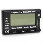 "2.1"" RC Cell Meter-7 Digital Battery Capacity Checker for NiCd / NiMH / LiPo / LiFe / Li-ion"