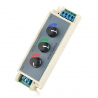 3-Channel LED RGB Strip Dimmer Controller - Beige + Grey