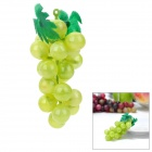 High Simulation Decoration Artificial Fruit Model - Green Grape