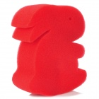 Magic Sponge Kaninchen Set - Red