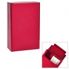 Fashion Slip Aluminum  Name Case - Deep Pink