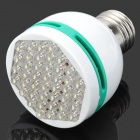 E27 3W 7000K 210lm 42-LED White Energy Saving Light Bulb (AC 110V)
