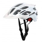 Genuine Laplace Q3 Outdoor Bicycling Helmet - White (52~60cm)