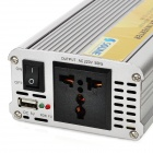 N6 600W DC 12V to AC 220V Power Inverter with USB Port