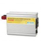 N4 400W DC 12V to AC 220V Power Inverter with USB Port