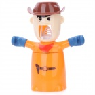 Cowboy Style Love's Warriors Wash Set - Orange