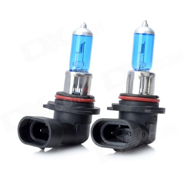 SENCART 9006 80W 6000K 1725lm White Light Halogen Car / Motorcycle Fog lamps - (DC 12V / 2 PCS)