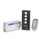 Remote Control Switch for Lights - Black (AC 200~240V)