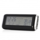 "F80 3.0"" Display Screen Car Automobile thermometer - Black (2 x AG13)"