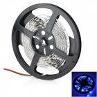 36W 470nm 150-SMD 5050 LED Blue Light Flexible Strip (DC 12V / 5m)