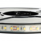 36W 3200LM Warm White 600*SMD 3528 LED Waterproof Light Strip (12V/5m)