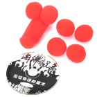 Sponge Magic Ball Set - Red