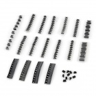 SMD Diodes Set for DIY Project - Black (180 PCS)