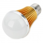 E27 7W 700lm 6500K Cold White Light 14-LED Globular Bulb (85~265V)