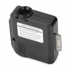 Mini USB Projector w/ AV for Iphone 4 / 4S / Ipad - Black