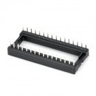 DIP IC Socket for DIY Project - Black (9PCS)