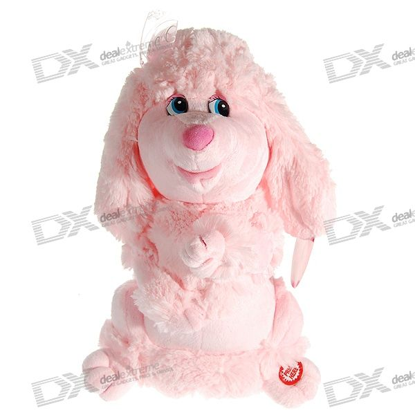 Singing and Dancing Music Shepherd Soft Doll