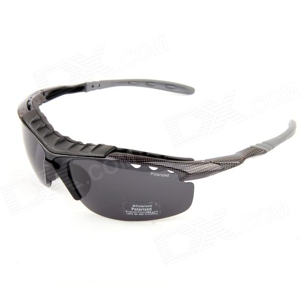 Genuine CARSHIRO Motorcycle Polarized Sunglasses - Grey