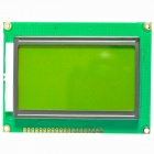 "DIY 5V 3.1"" Yellowgreen LCD Screen Module w/ Backlight - Green"