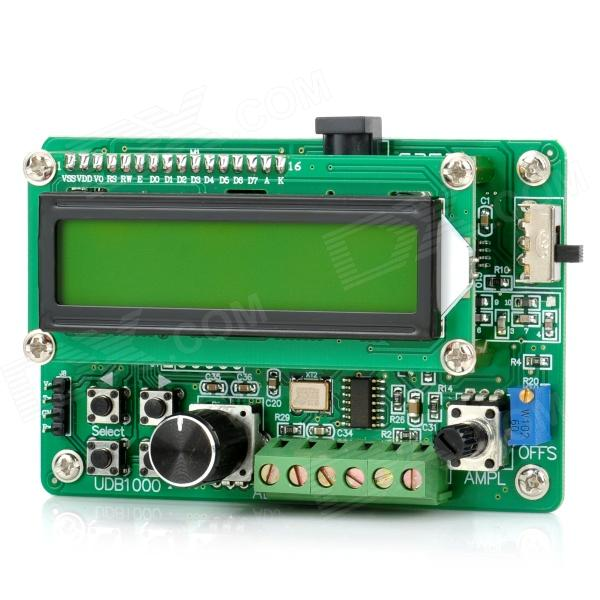 UDB1000 DDS Signal Generator Module - Green specializing in the production of wholesale tsg 17 high frequency signal generator 100 khz to 150 mhz signal frequency