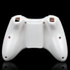 Replacement Wireless Controller Housing Case Set + Battery Back Case for XBOX 360 - White