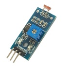6495 Photoresistor Light Sensor Module for Smart Car - Black + Blue