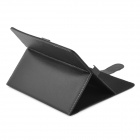 "Protective PU Leather Carrying Case for 9.7"" Tablet - Black"